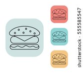 hamburger icon  outline thin...