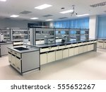 laboratory chemical in science... | Shutterstock . vector #555652267