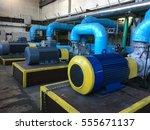pump room    Shutterstock . vector #555671137