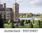 English Country Estate Manor...