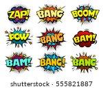 Comic Book Speech Bubbles  Coo...