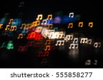 Music Musical Symbols Bokeh