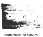 vector brush stroke | Shutterstock .eps vector #555889897