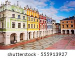 Colorful Tenement Houses On...