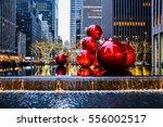 new york city  usa   circa... | Shutterstock . vector #556002517