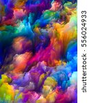 sounds of color series.... | Shutterstock . vector #556024933