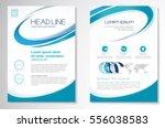 template vector design for... | Shutterstock .eps vector #556038583