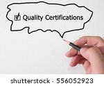 quality certifications concept