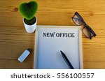 business concept with text... | Shutterstock . vector #556100557