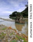 Akdere Creek Flows Past The...
