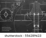 blueprints. engineering... | Shutterstock .eps vector #556289623