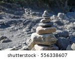 Stones In Balance On Top Each...