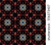 the geometric texture. boho... | Shutterstock .eps vector #556373407