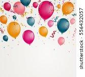 vector illustration of a... | Shutterstock .eps vector #556432057
