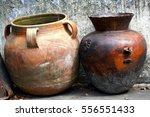 Large Pots In Antigua Guatamala