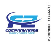 fz logo | Shutterstock .eps vector #556632757