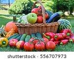 Variety Of Fresh Organic...