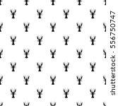crayfish pattern. simple...