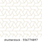 abstract geometric pattern with ... | Shutterstock .eps vector #556774897