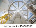 pressurized container  vessel... | Shutterstock . vector #556802983