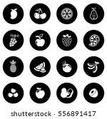 fruit icon   Shutterstock .eps vector #556891417