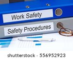 Small photo of Work Safety and Safety Procedures Binder