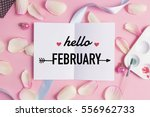 Hello February On Pastel...