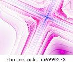 Purple Fractal Cross  Christia...