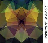 Polygonal Vector Background. ...