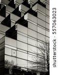 modern asian architecture... | Shutterstock . vector #557063023