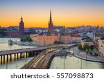 Stockholm. Cityscape Image Of...