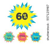 sale stickers and banners. 60...   Shutterstock .eps vector #557125987