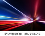 speed motion abstract... | Shutterstock . vector #557198143
