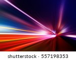 Small photo of Speed motion,abstract background rays.