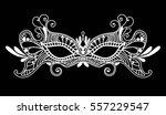 mardi gras carnival mask of...   Shutterstock .eps vector #557229547