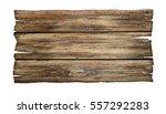 close up of an empty wooden... | Shutterstock . vector #557292283