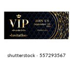 vip club party premium... | Shutterstock .eps vector #557293567