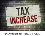 Small photo of Tax increase