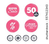 super sale and black friday... | Shutterstock . vector #557412343