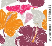 pattern for summer fashion ... | Shutterstock .eps vector #557486653