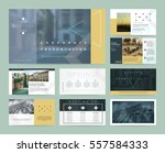 abstract vector backgrounds of... | Shutterstock .eps vector #557584333