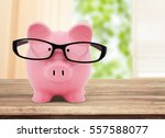 piggy bank. | Shutterstock . vector #557588077