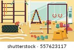 gym 02 | Shutterstock .eps vector #557623117