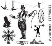 Circus And Amusement Park...