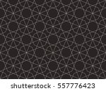 seamless linear pattern with... | Shutterstock .eps vector #557776423