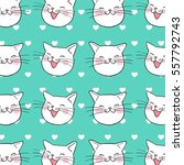 vector background pattern of... | Shutterstock .eps vector #557792743