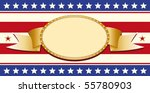 patriotic sign. patriotic sign...