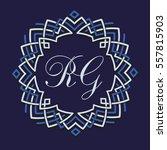 template of vintage logo....   Shutterstock .eps vector #557815903