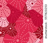 vector seamless pattern.... | Shutterstock .eps vector #557823253