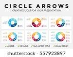 Vector Circle Arrows...